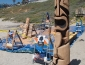 Chainsaw Tiki Sculpture