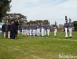 Cadets on Review
