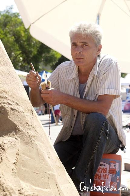 Sand Sulptor