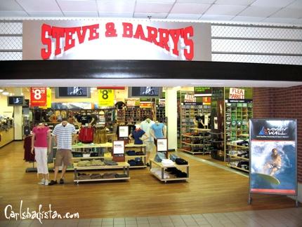 Steve Barrys
