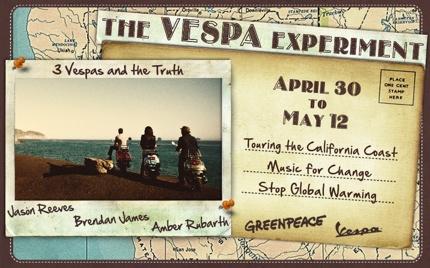 Vespa Tour
