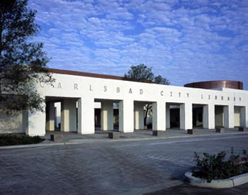 Carlsbad City Library -- Carlsbad City Library