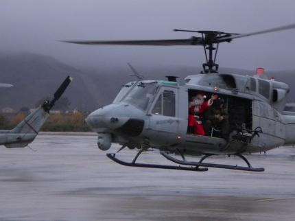 Santa Chopper
