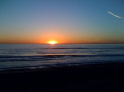 Sunset 031510