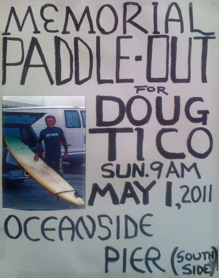 Tico Paddleout