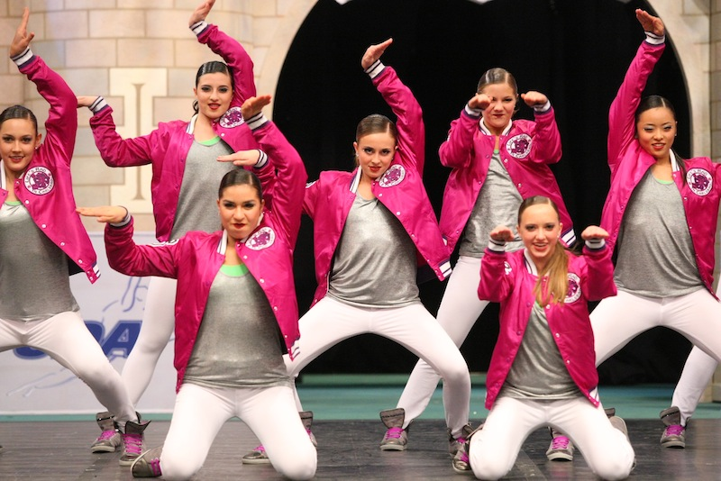 hip hop competition: