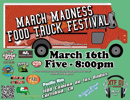 Food Truck Flyer 1-Sm