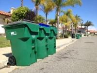 Trash Carts-C