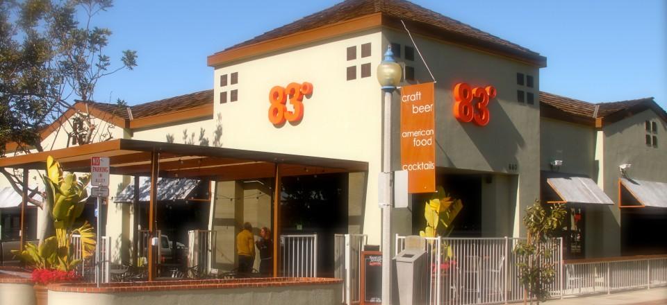 New carlsbad restaurant renamed 83 for Fish restaurant carlsbad