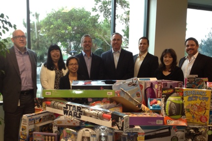 Everbank Toy Drive