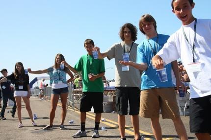 Triathlon Volunteers